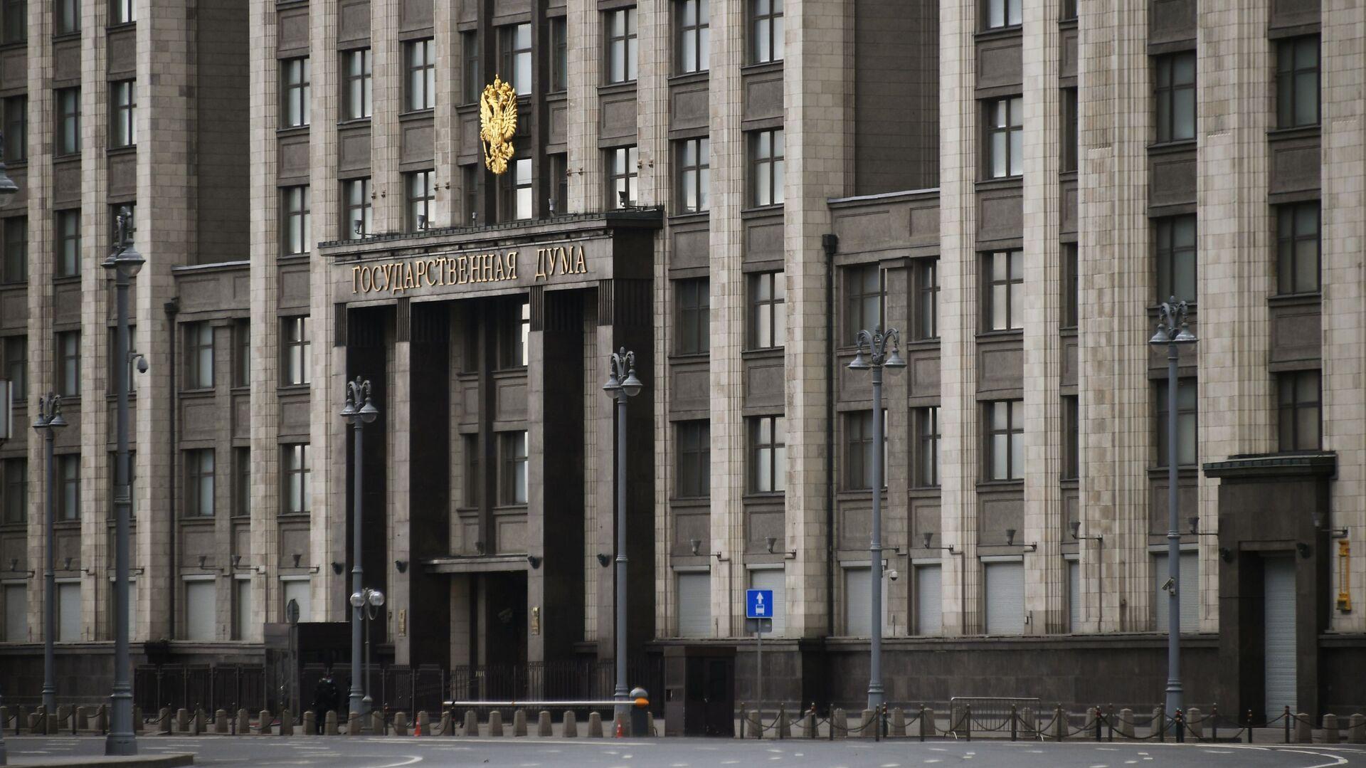 Москва во время режима повышенной готовности из-за коронавируса - Sputnik Абхазия, 1920, 01.09.2021