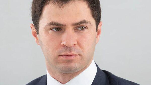 Тимур Агрба - Sputnik Абхазия
