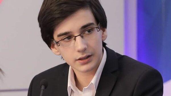 Эдгар Гвазава - Sputnik Абхазия