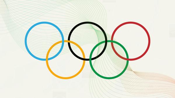 Олимпийские кольца заглушка  - Sputnik Абхазия
