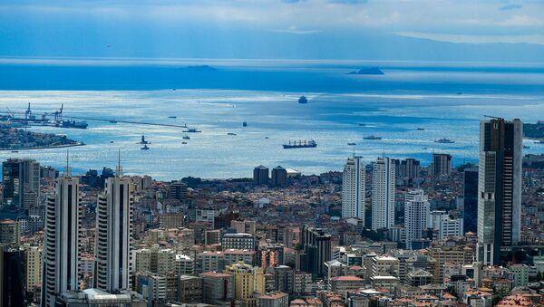 Город Стамбул - Sputnik Абхазия