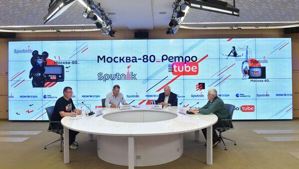 П/к К 40-летию летних Олимпийских игр 1980: истории олимпийской Москвы - Sputnik Абхазия