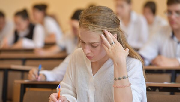 Вступительные экзамены в агу - Sputnik Абхазия
