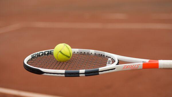 Теннисный корт   - Sputnik Аҧсны