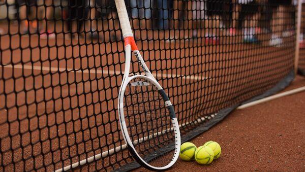 Теннисный корт   - Sputnik Абхазия