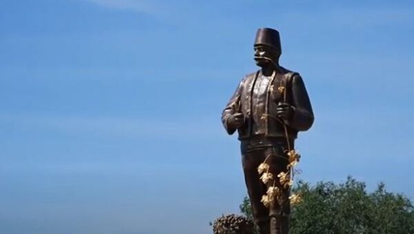 Декоммунизация по-одесски: как Ленина превратили в болгарского переселенца - Sputnik Абхазия