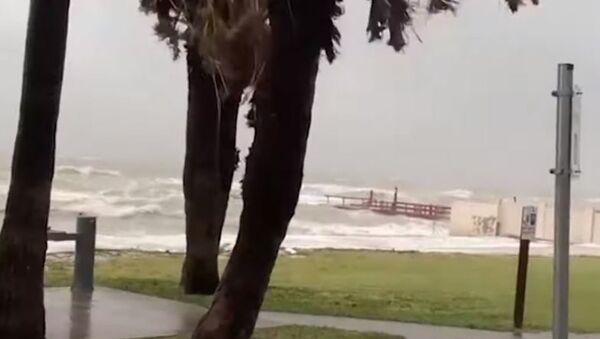 Ураган Ханна в Техасе - Sputnik Абхазия