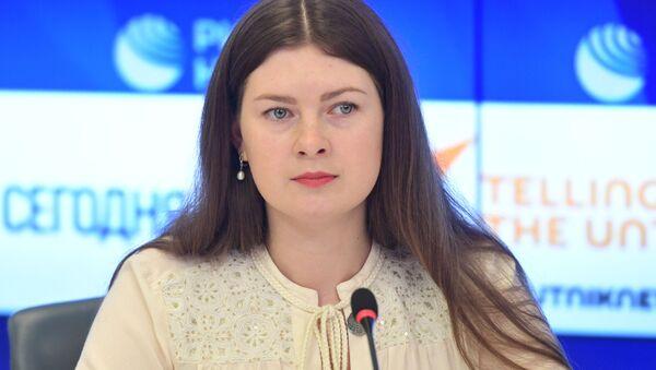Ольга Амельченкова - Sputnik Абхазия