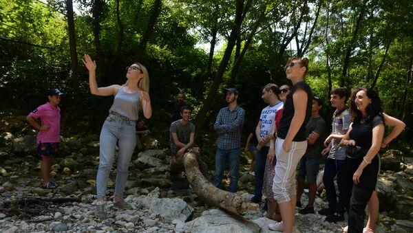Пять в одном: как в Абхазии развивают внутренний туризм - Sputnik Абхазия