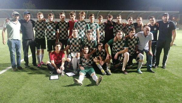 Нарт футбол - Sputnik Абхазия