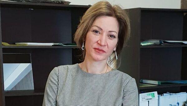 Нонна Отырба - Sputnik Абхазия