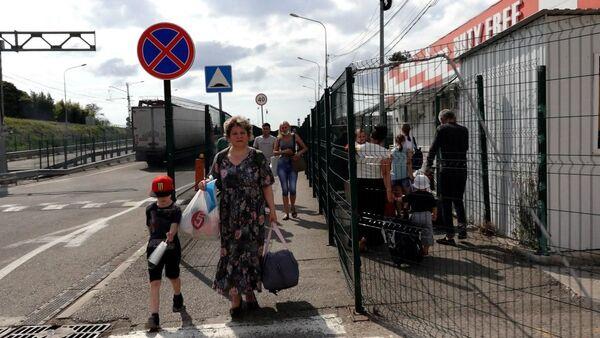 Дождались: Абхазия и Россия открыли границу - Sputnik Абхазия