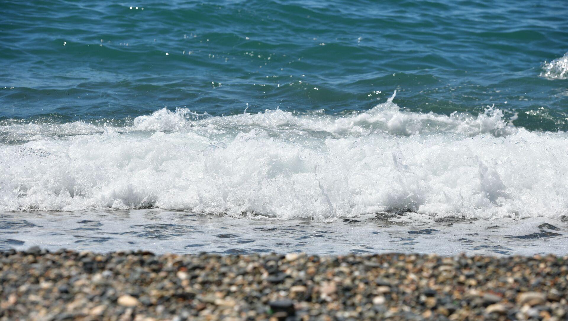 Берег моря  - Sputnik Абхазия, 1920, 28.09.2021