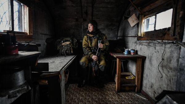 Работа Юрия Смитюк «Остров Врангеля» - Sputnik Аҧсны