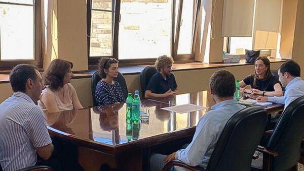 Специалисты из Абхазии пройдут обучение в учебном центре Главгосэкспертизы России - Sputnik Абхазия