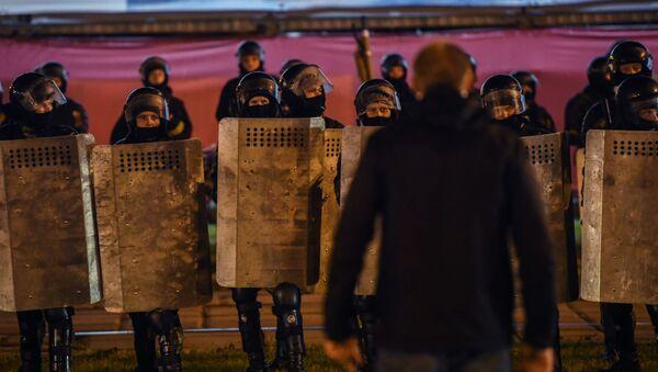 Протесты в Белоруссии - Sputnik Аҧсны
