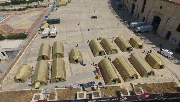 Помощь спасателей МЧС России получили почти 200 человек в Бейруте - Sputnik Абхазия