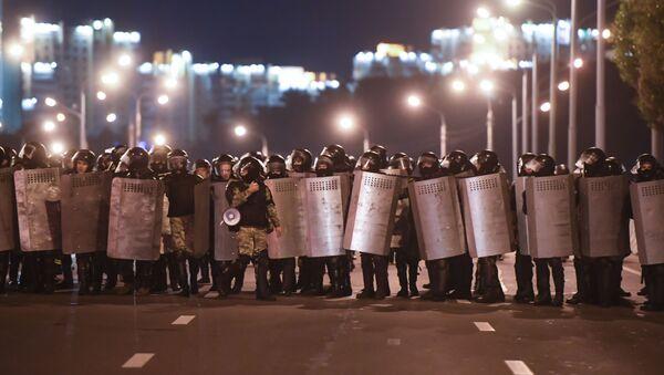 Протесты в Белоруссии - Sputnik Абхазия