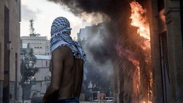 Столкновения в центре Бейрута - Sputnik Абхазия