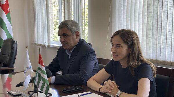 В Абхазии начинает работу рабочая группа по изучению технического состояния энергосистемы - Sputnik Аҧсны