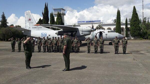 Военнослужащие Минобороны РА примут участие в  Армейских играх  - Sputnik Аҧсны