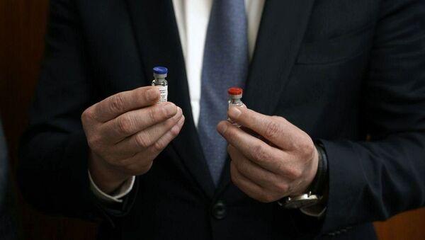 Первая в мире вакцина от коронавируса - Sputnik Абхазия
