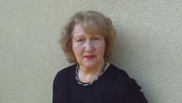 Нателла Бахия - Sputnik Абхазия