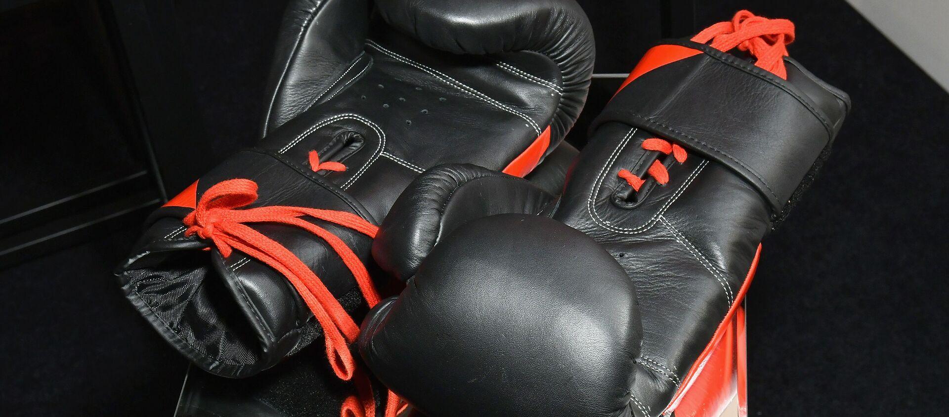 Боксерские перчатки  - Sputnik Аҧсны, 1920, 18.05.2021