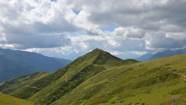 Поездка на Рицу и Ауадхару - Sputnik Абхазия