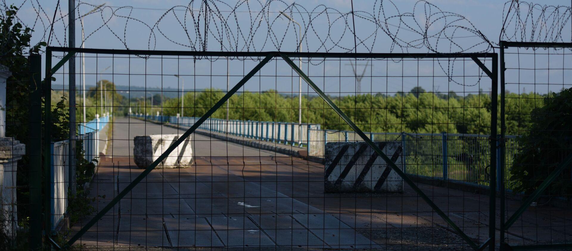 Граница по реке Ингур  - Sputnik Аҧсны, 1920, 07.07.2021