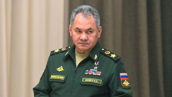 Президент РФ В. Путин провел совещание с руководством Минобороны РФ и представителями оборонной промышленности - Sputnik Аҧсны