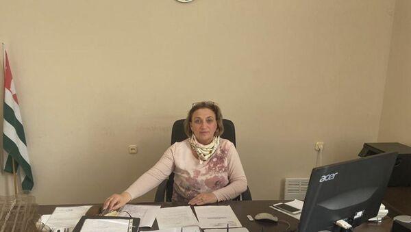 Ирма Воуба  - Sputnik Абхазия