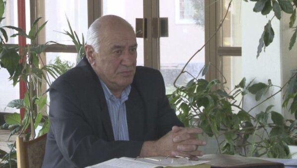 Закан Агрба - Sputnik Аҧсны