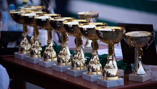 Чемпионат по боксу  - Sputnik Абхазия