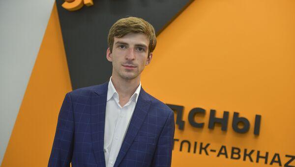 Аслан Кутелия  - Sputnik Аҧсны