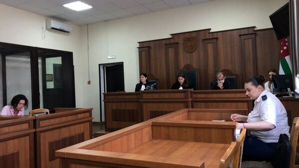 Верховный суд отклонил жалобу гособвинения по делу Артура Анкваб - Sputnik Абхазия