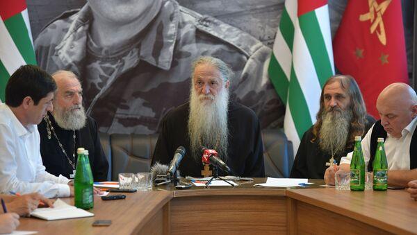 ПК служителей церкви по вопросу незаконно завезенной иконе - Sputnik Абхазия
