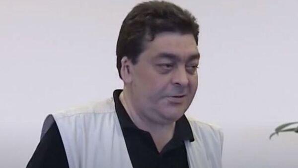 Андрей Бгажба - Sputnik Абхазия
