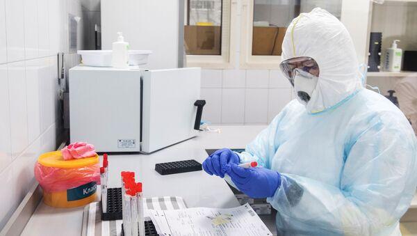 Лаборатория Инвитро начала тестирование на коронавирусную инфекцию  - Sputnik Аҧсны