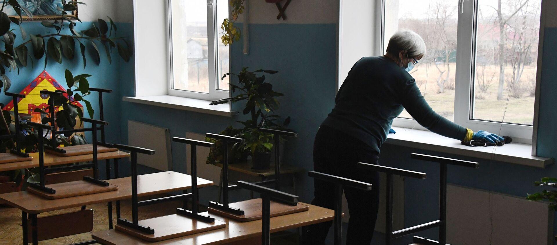 В Приморье возобновили обучение детей в малокомплектных школах - Sputnik Аҧсны, 1920, 03.02.2021