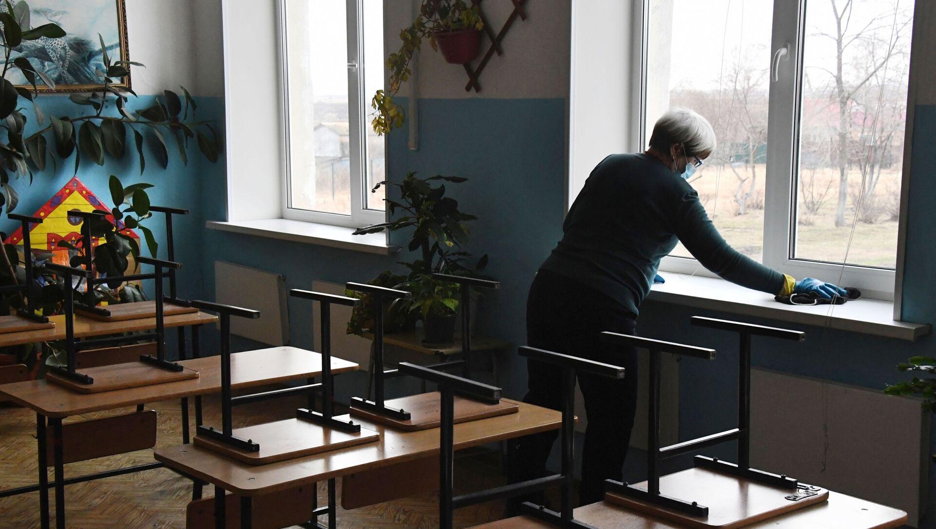 В Приморье возобновили обучение детей в малокомплектных школах - Sputnik Аҧсны, 1920, 06.05.2021