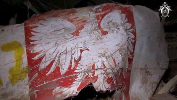 Хранение вещдоков по делу о крушении самолета президента Польши в Смоленске - Sputnik Абхазия