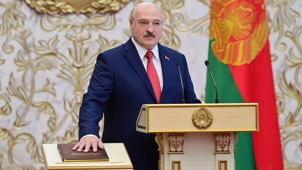 Вступление А. Лукашенко в должность президента Белоруссии - Sputnik Аҧсны
