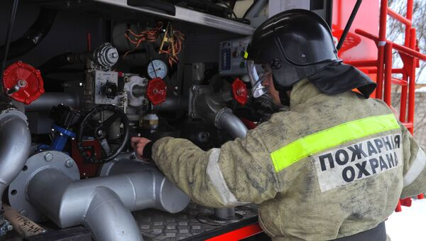 Пожарно - спасательный центр - Sputnik Абхазия