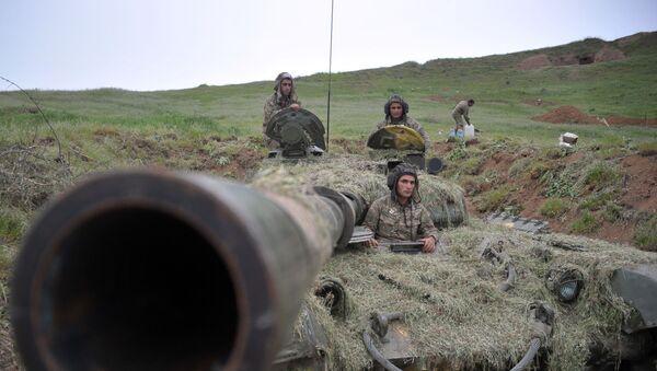 Ситуация в зоне карабахского конфликта - Sputnik Аҧсны