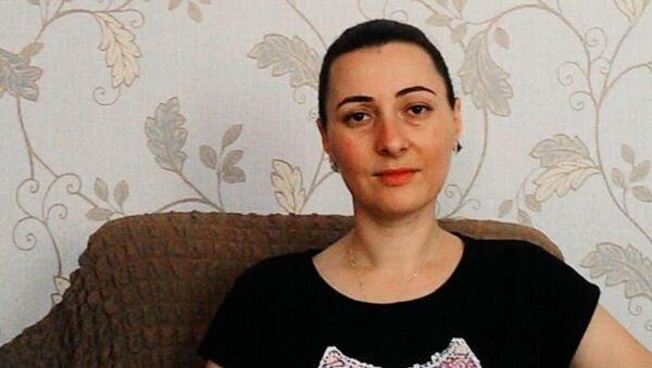 Кристина Бигвава - Sputnik Аҧсны