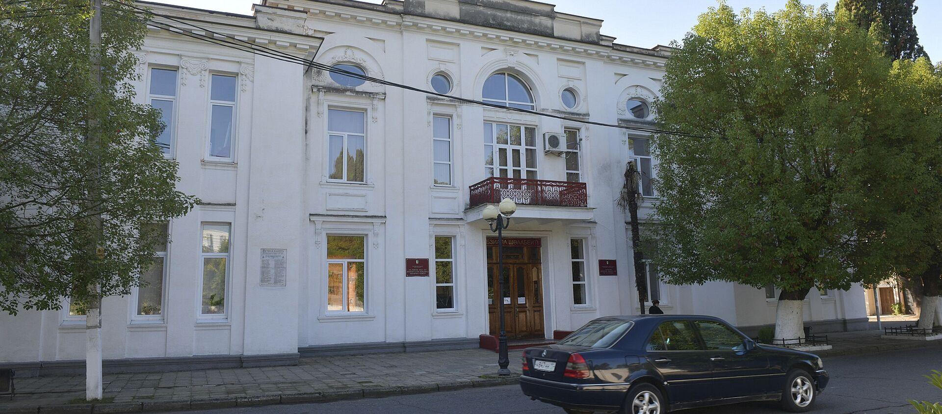 Cухумская школа № 10 - Sputnik Абхазия, 1920, 29.09.2021