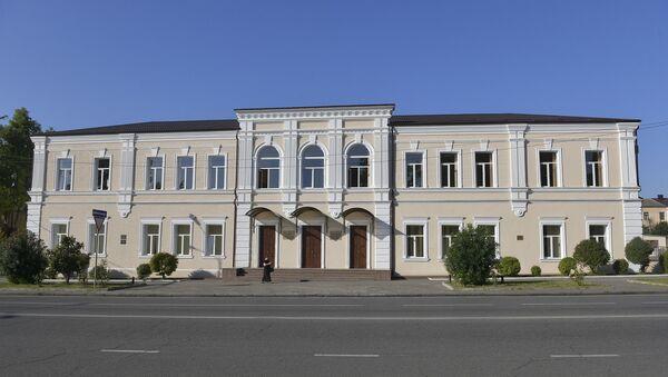 Сухумская школа №2  - Sputnik Абхазия