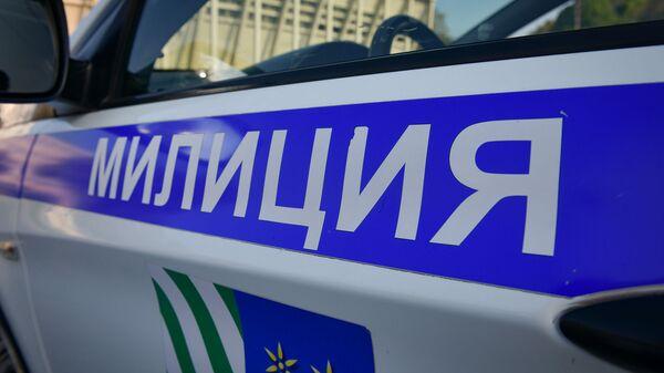 Рейд милиции по соблюдению антиковидных мер на транспорте - Sputnik Абхазия