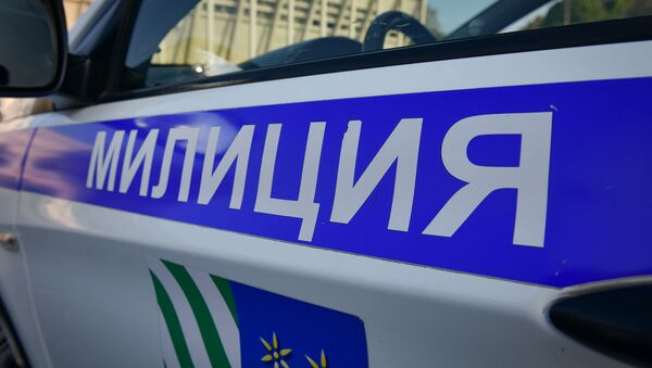 Рейд милиции по соблюдению антиковидных мер на транспорте - Sputnik Аҧсны